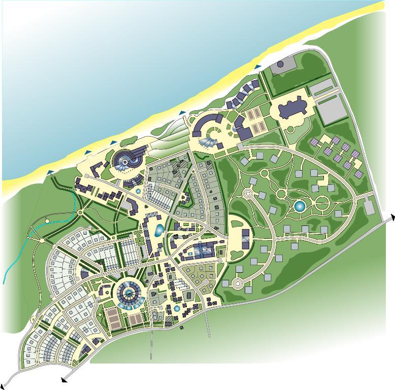 2003Проект планировки п.Рыбное г.Пионерск