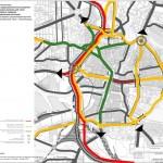 ПП-3. Обобщенный вариант решения транспортной структуры центральной части г.Калининграда.в 5000-Model