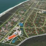 проект планировки жилищно-рекреационного комплекса в п. Синявино