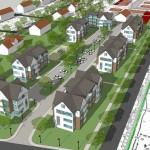 проект планировки жилого комплекса по ул.Балебина в п.Янтарный