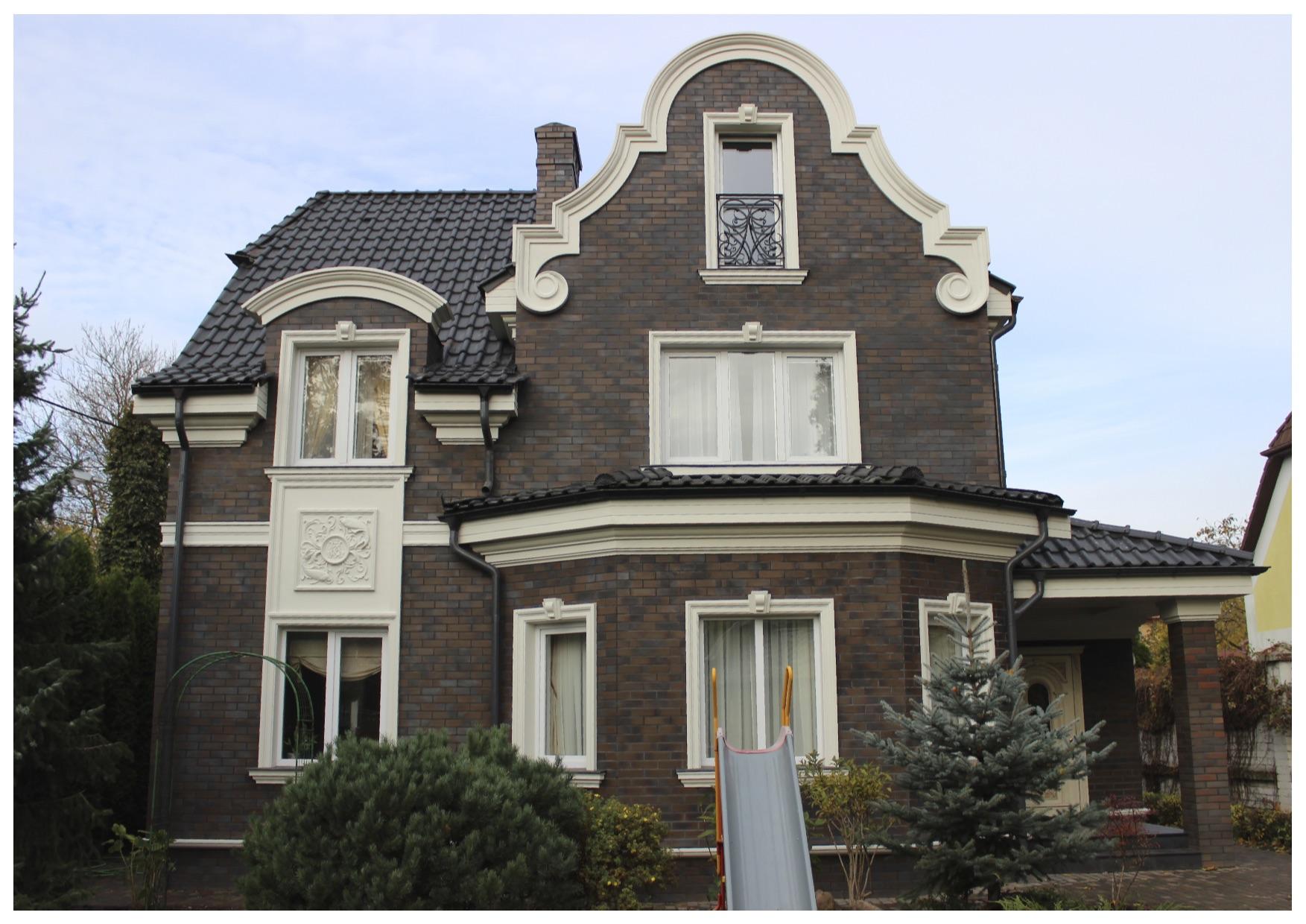 Реконструкция фасадов жилого дома